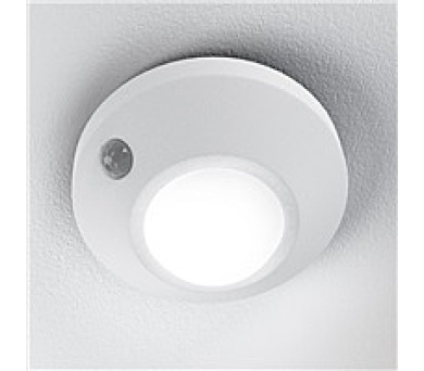OSRAM LED Svítidlo mobilní NIGHT LUX Ceiling White SENSOR 230V N/AW 0 noDIM A+ Plast lm 4000K 2500