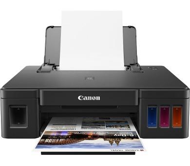 Canon PIXMA G1410/ A4/ 8,8/5 ppm/ 4800x1200/ USB/ černá (2314C009) + DOPRAVA ZDARMA