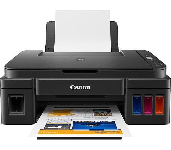 CANON PIXMA G2411 / A4 / print+scan+copy/ 4800x1200/ 8ppm / USB/ černá (2313C025) + DOPRAVA ZDARMA