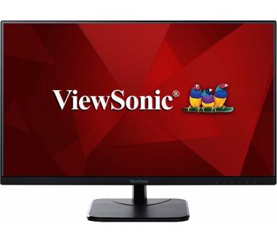 """Viewsonic VA2456-MHD 24"""" W IPS TFT/1920x1080/50M:1/5ms/250 cd/m2/D-Sub/HDMI/DP/VESA/repro"""