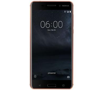 Nokia 6 Dual SIM Copper (11PLEM01A12)