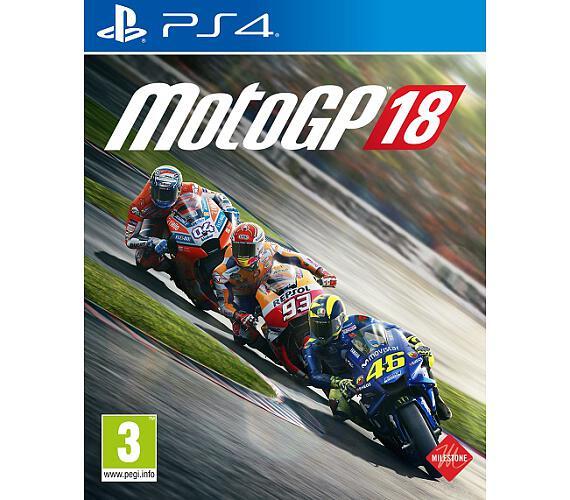 PS4 - MotoGP 18 + DOPRAVA ZDARMA