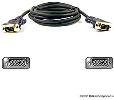 BELKIN VGA spojovací kabel + DOPRAVA ZDARMA