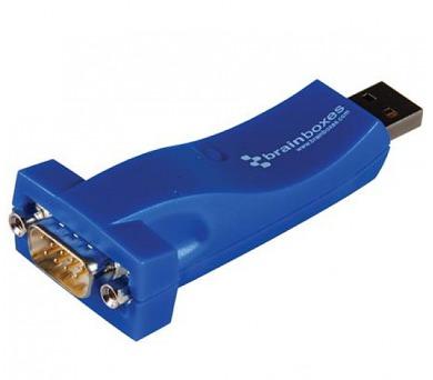 Brainboxes USB to Serial 1 Port RS232 + DOPRAVA ZDARMA