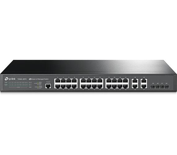 TP-Link T2500-28TC 24x 10/100Mbps
