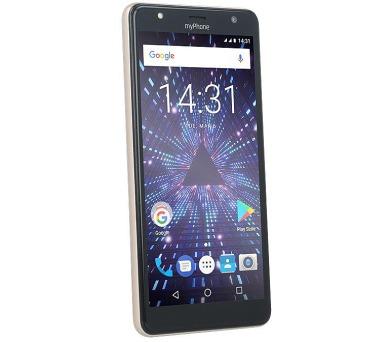 myPhone Pocket 18x9 zlatý