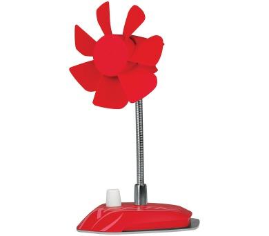 ARCTIC Breeze Color Edition RED - USB desktop fan (ABACO-BRZRD01-BL)