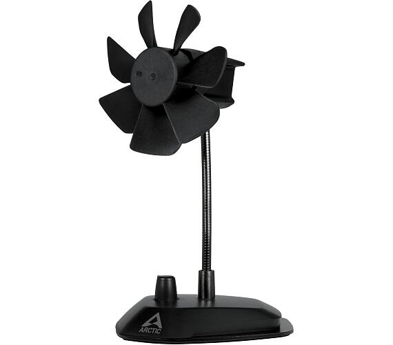ARCTIC Breeze Color Edition BLACK - USB desktop fan (ABACO-BRZBK01-BL)