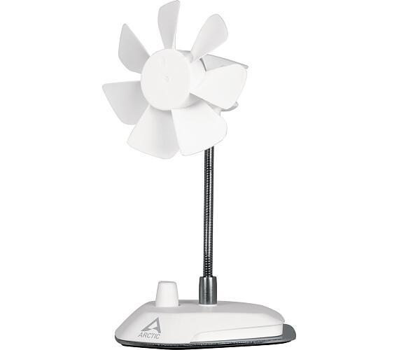 ARCTIC Breeze Color Edition WHITE - USB desktop fan (ABACO-BRZWH01-BL)