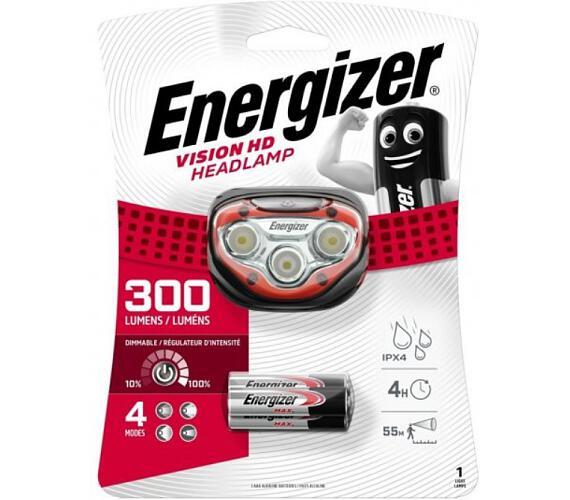 Čelová svítilna ENERGIZER Vision HD 200lm