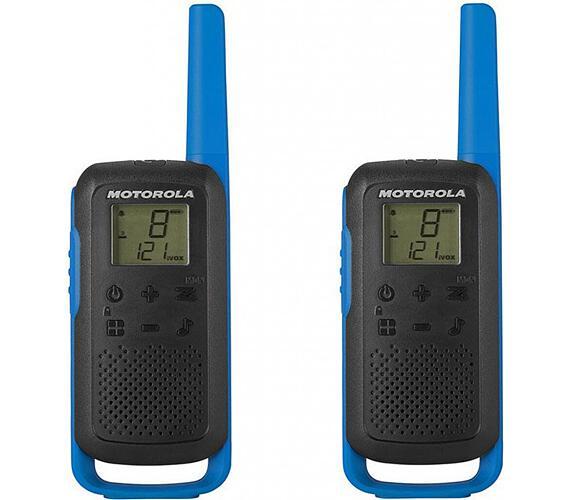 Motorola vysílačka TLKR T62 (2 ks