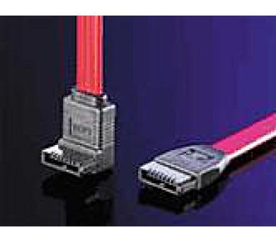 Kabel SATA datový 50cm lomený 90° (CC-SATA-DATA90)