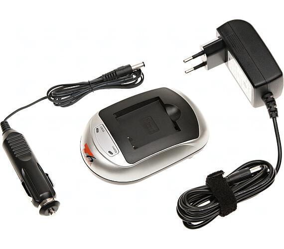 Nabíječka T6 power Panasonic DMW-BLC12E