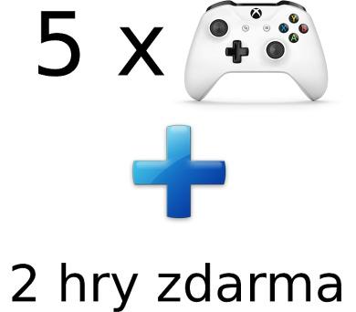 AKCE: 5 x XBOX ONE - Bezdrátový ovladač Xbox One