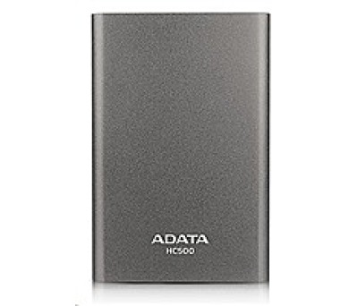 "ADATA Externí HDD 500GB 2,5"" USB 3.0 DashDrive Choice HC500"
