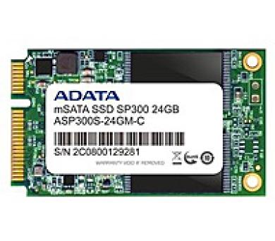 ADATA SSD 24GB Premier Pro SP300 mSATA SATA II 3Gb/s