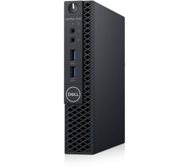 DELL OptiPlex 3060 Micro MFF/ i5-8500T/ 8GB/ 256GB SSD/ Wifi/ W10Pro/ Micro MFF PC/ 3YNBD on-site (1DWPR)