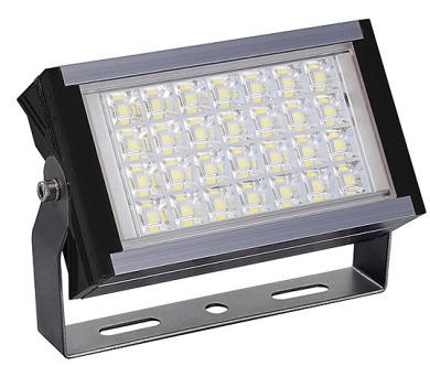 LED reflektor Pro+ SMD 50W černý 5500lm