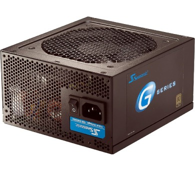 SEASONIC zdroj 750W G-750 (SSR-750RM)/ 80PLUS Gold/ cable management (1RM75GFRT3B10W) + DOPRAVA ZDARMA
