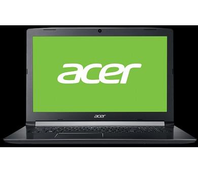 "Acer Aspire 5 (A517-51-37EB) i3-8130U/4GB+N/16GB Optane+1TB/DVDRW/HD Graphics/17.3"" FHD IPS matný/BT/W10 Home/Black (NX.H2SEC.003)"