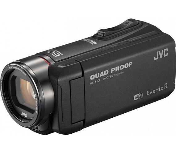 JVC GZ-RX605B Full HD WiFi + DOPRAVA ZDARMA