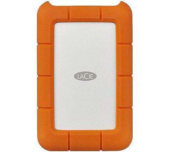 LaCie Rugged Secure USB-C 2TB + Rescue (STFR2000403) + DOPRAVA ZDARMA