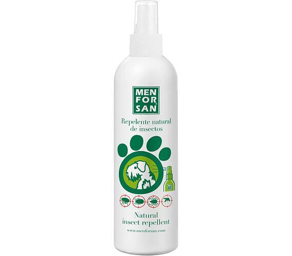 Menforsan přírodní repelent pro psy proti hmyzu s extraktem z citronely 250ml