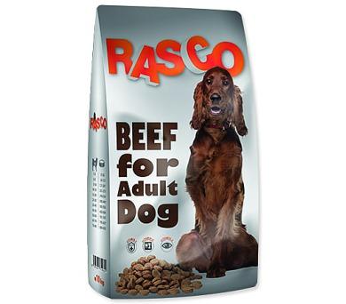 RASCO Dog hovězí 10kg