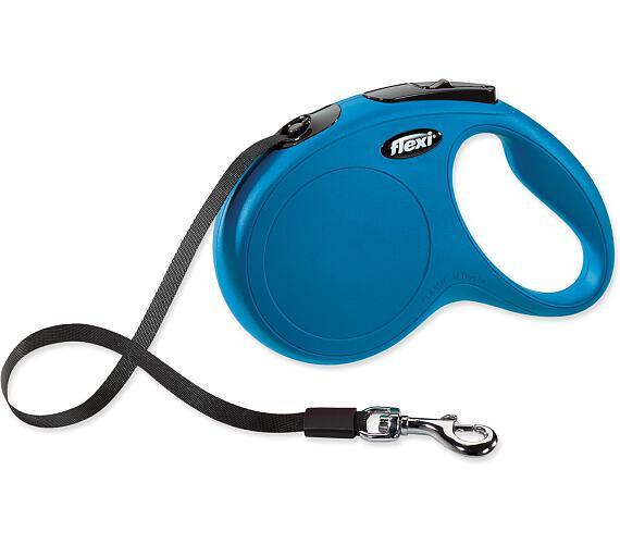 Flexi Classic New páska modré M - 5 m