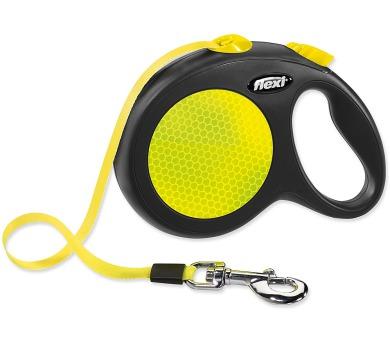 Flexi New Neon páska L - 5 m