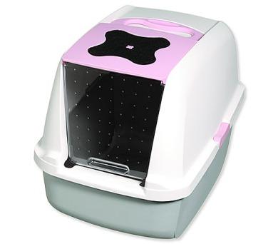 Toaleta CAT IT Design růžová 56 cm Hagen