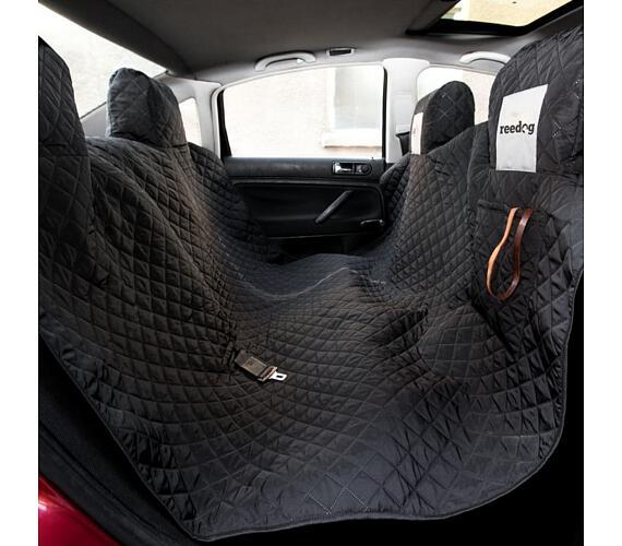 Reedog ochranný potah do auta pro psy - černý - L + DOPRAVA ZDARMA