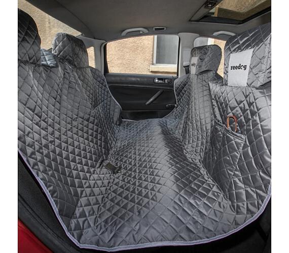 Reedog ochranný potah do auta pro psy - šedý - XL + DOPRAVA ZDARMA