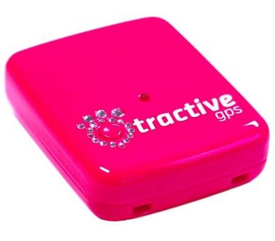 Tractive GPS Tracker pro psy a kočky s krystaly Swarovski® + DOPRAVA ZDARMA