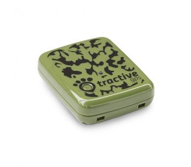 Tractive GPS Tracker pro psy a kočky Hunter´s edition + DOPRAVA ZDARMA