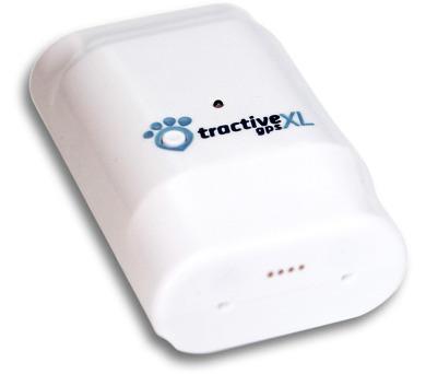 Tractive GPS XL Tracker pro psy