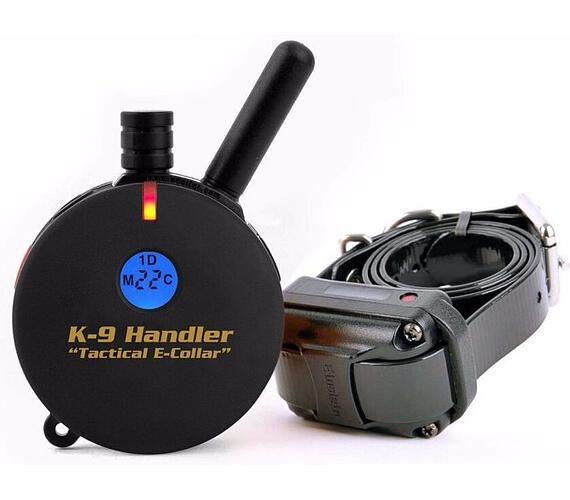 E-Collar Tactical K9-400 - pro 1 psa + DOPRAVA ZDARMA