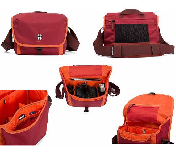 Crumpler Proper Roady 2.0 Camera Sling 4500 - red/orange (PR4500-005)