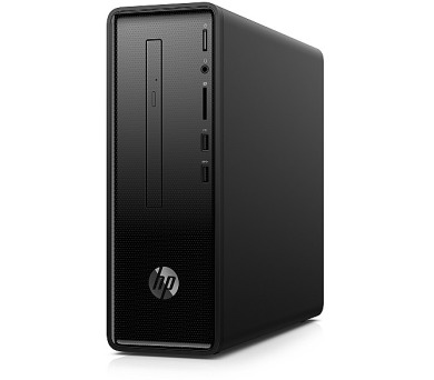 HP Slimline 290-p0001nc/Pentium G5400 (3.7GHz/ 2 cores)/8GB DDR4 2400 (1x8GB)/1TB 7200/Intel UHD Graphics 630/Windows 10 64bit (4JT00EA#BCM)