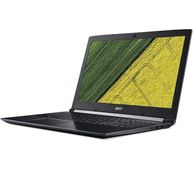 "Acer Aspire 5 (A515-51-3542) i3-8130U/4GB+N/256GB SSD M.2+N/HD Graphics/15.6"" FHD IPS LED matný/BT/W10 Home/Black (NX.GTPEC.003)"