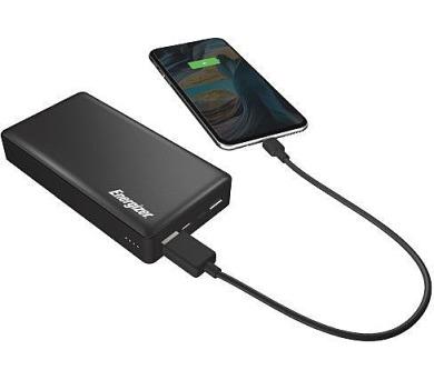 Energizer 20000mAh Quick Charge 3.0 Power Bank + DOPRAVA ZDARMA