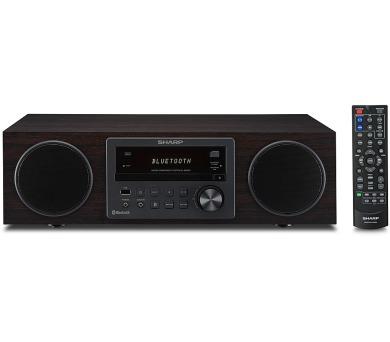 XL-BB20BR DAB+ AUDIO SYSTÉM S BT Sharp