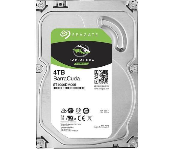 SEAGATE HDD BARRACUDA 4TB SATAIII/600 7200RPM