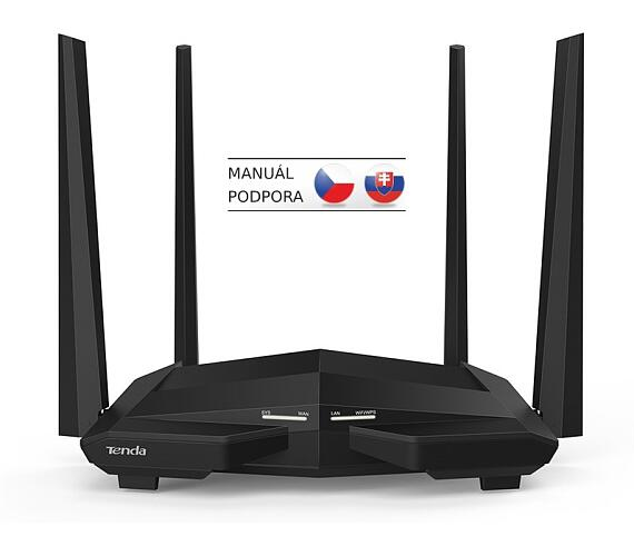 Tenda AC10U WiFi AC Router 1200Mb/s
