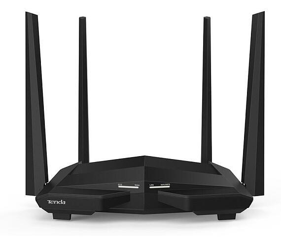 Tenda AC10U Wireless AC Router 1200Mb/s + DOPRAVA ZDARMA