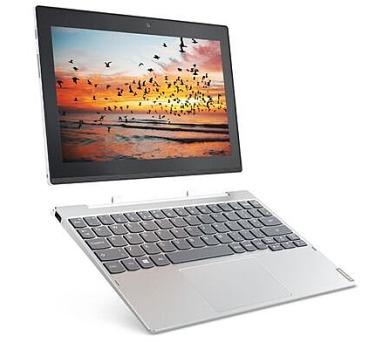 "Lenovo MiiX 320 Atom x5-Z8350 1,92GHz/4GB/128GB/10,1"" FHD/IPS/multitouch/LTE/KBRDdock/WIN10 PRO stříbrná 80XF008SCK + DOPRAVA ZDARMA"