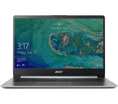"Acer Swift 1 - 14""/N5000/4G/256SSD/W10 stříbrný (NX.GXUEC.003)"
