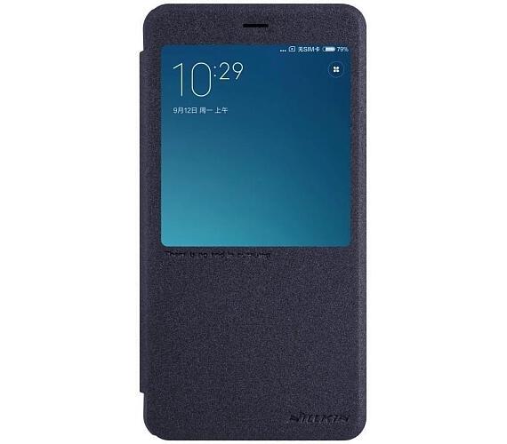 Nillkin Sparkle S-View Pouzdro Black pro Xiaomi Mi 6X A2