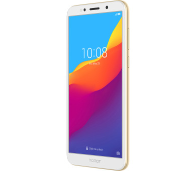 Honor 7S Dual SIM (51092QPF) zlatý