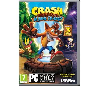 PC - Crash Bandicoot N. Sane Trilogy
